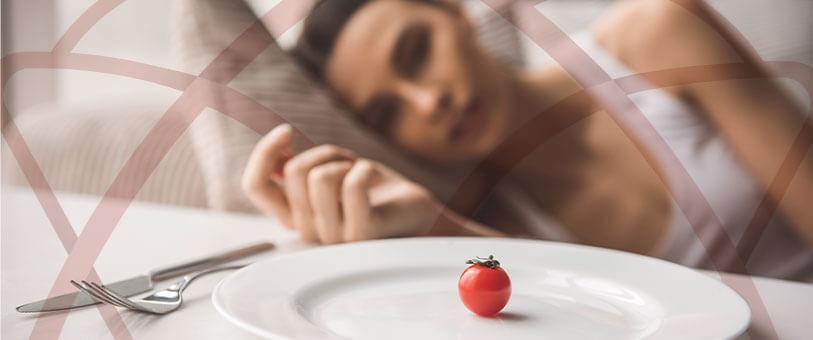 Imagem Transtorno Alimentar Restritivo Evitativo (TARE)