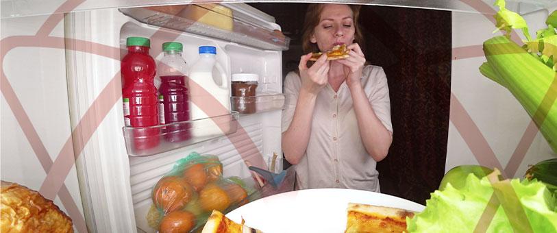 Imagem Transtorno compulsão alimentar